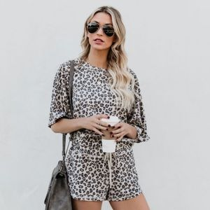 NWT -  Vici Sweet Natured Leopard Top - Large